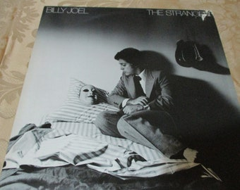 Vintage 1977 LP Record Billy Joel The Stranger Columbia Records JC-34987 Excellent Condition 16785