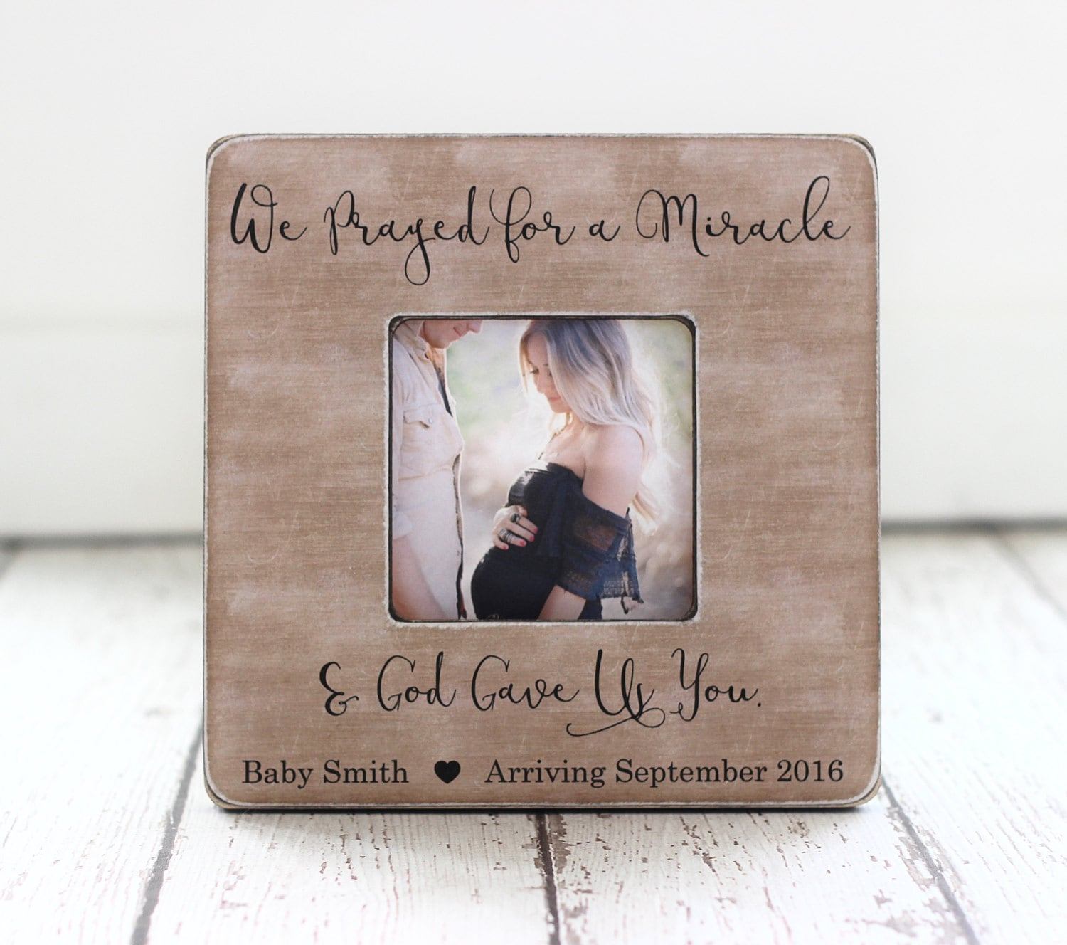 Pregnancy ultrasound picture frame gift for wife daughter description mothers day pregnancy ultrasound picture frame gift for jeuxipadfo Choice Image