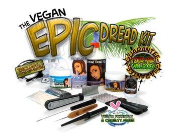 Epic Vegan Dread Kit for Dreadlocks