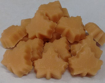 Maple Sugar Leaf Candies/ Made with only 100% Vermont Maple Syrup