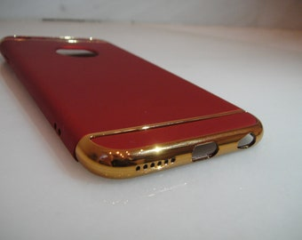 red-gold iphone 6 case