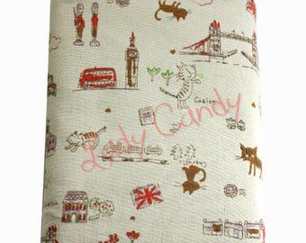 Fabric cats kittens 100% linen width 150 cm / 150 x 50 cm #7315 sewing