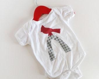 Cardinal St Louis Arch One Piece Shirt Bodysuit