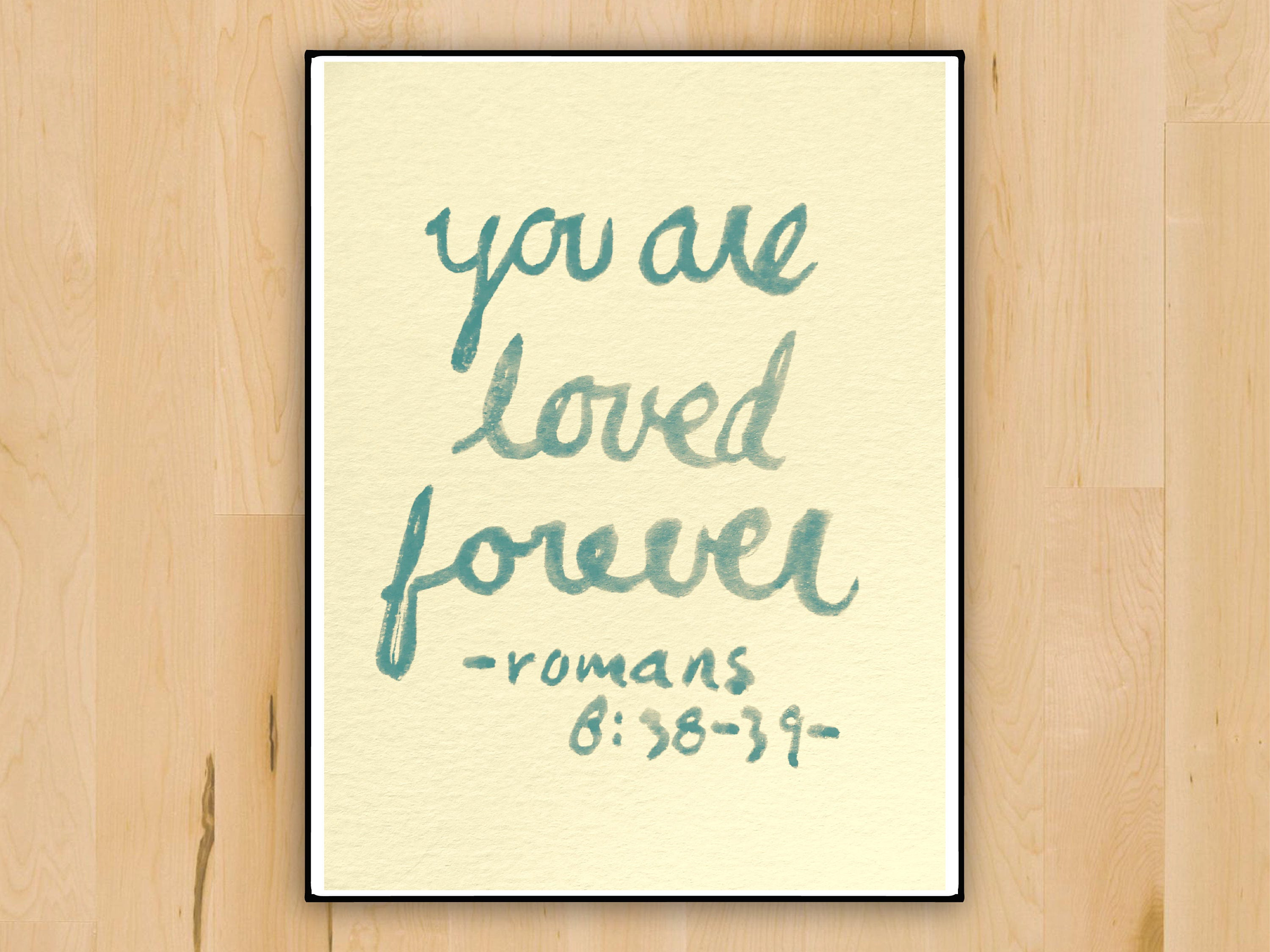 Nice Bible Verses Wall Art Motif - Wall Art Collections ...