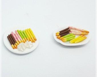 Sweet colored sticks