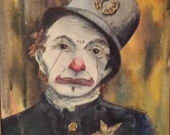 Keystone Clown