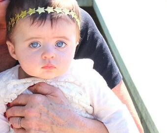 july 4th headband, twinkle twinkle little star birthday - twinkle twinkle little star first birthday headband - gold star headband