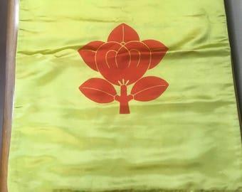 Japanese ceremonial tea cloth