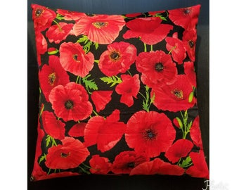 "Envelope pillow cover "" SPANISH GARDENS"""