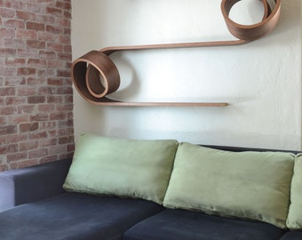 Double Twist Shelf