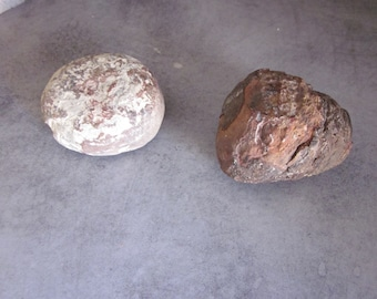 two meteorites found in Sicily in 1980