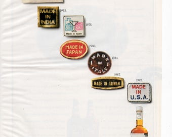 Jim Beam Whiskey Print Ad 1992
