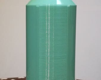 vintage blue thermos brand new (3/4 L)