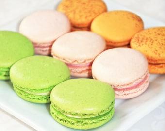 Gourmet French Macaron - 2 dozens