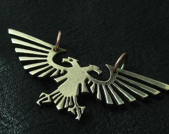 Bronze Adler Anhänger