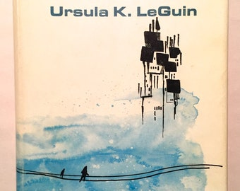 The Left Hand of Darkness - Ursula K. LeGuin (Book Club Edition 1st Printing BCE 1969 Hardcover w/ DJ) Science Fiction Hainish Cycle