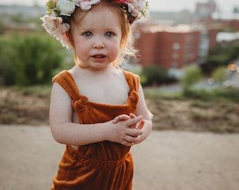 Tessa Flower Crown