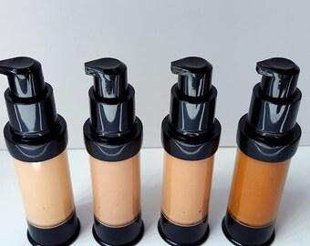 Liquid Foundation pH-balanced Makeup BB Cream by Raw Beauty LLC