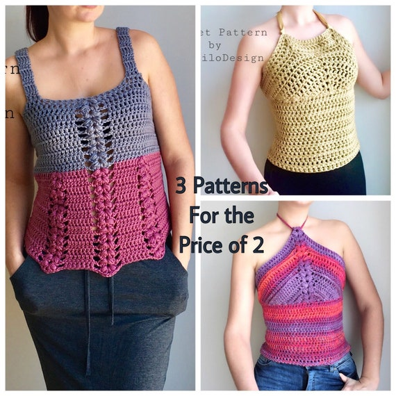 Crochet Top Pattern Free crochet pattern Free Pattern