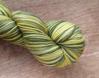 SALE Tansy sport sock yarn - SW Merino/Nylon  (328 yards) sport weight