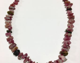 Tourmaline Ruby's Necklace
