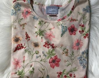 Lovely Floral Shirt - Vintage