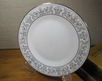 Vintage Noritake Bread and Butter Plate - Eminence Pattern