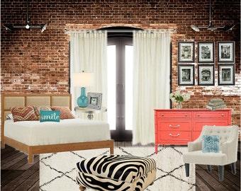 Interior Design Services: Bedroom