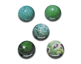 "Unique Jewelry Designs -Stone - Magnetic Jewelry - 1"""