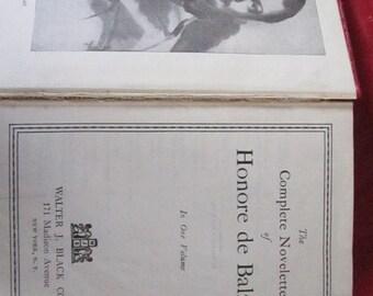 The Complete Novelettes of Honore de Balzac