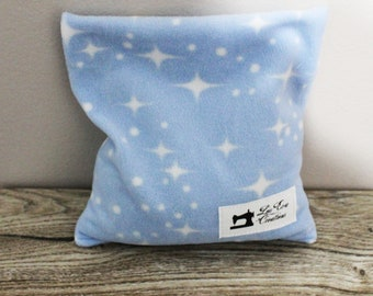 Magic bags relaxation relaxation gift woman flax seeds pillow