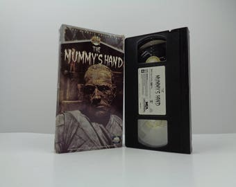 The Mummy's Hand [VHS] (1940)