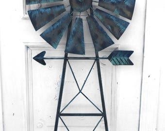 Wind Mill, Farm Wind Mill, Ranch Wind Mill, Wall Decor Wind MIll