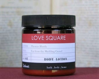 Love Square Body Lotion