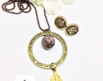 JuNk Jewelry Set