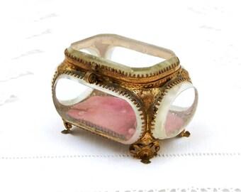 French trinket box Etsy