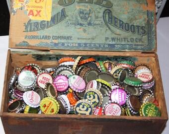 Bottle Caps (1000) for Outsider Folk Art Projects Bottlecap Lot Group Project
