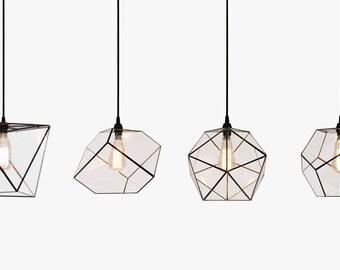 Glass Pendant Lighting Fittings