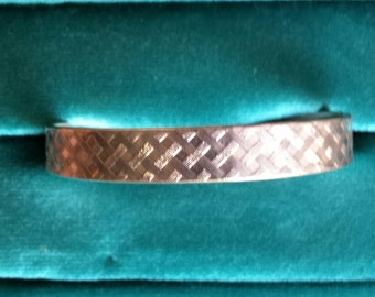 Soliid Copper Cuff Bracelet