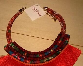 Necklace, unique pieces, gift idea, Christmas