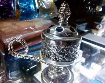 A lovely little incense burner with incense gift