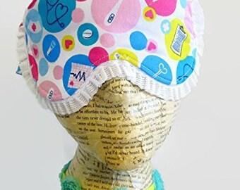 Nurse, Doctor, Medical Profession Sleep Mask, Spa Mask, Eye Sleep Mask, Travel Mask, Insomnia