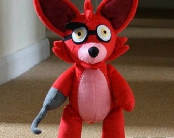 Five Nights At Freddy's - foxy - Plush