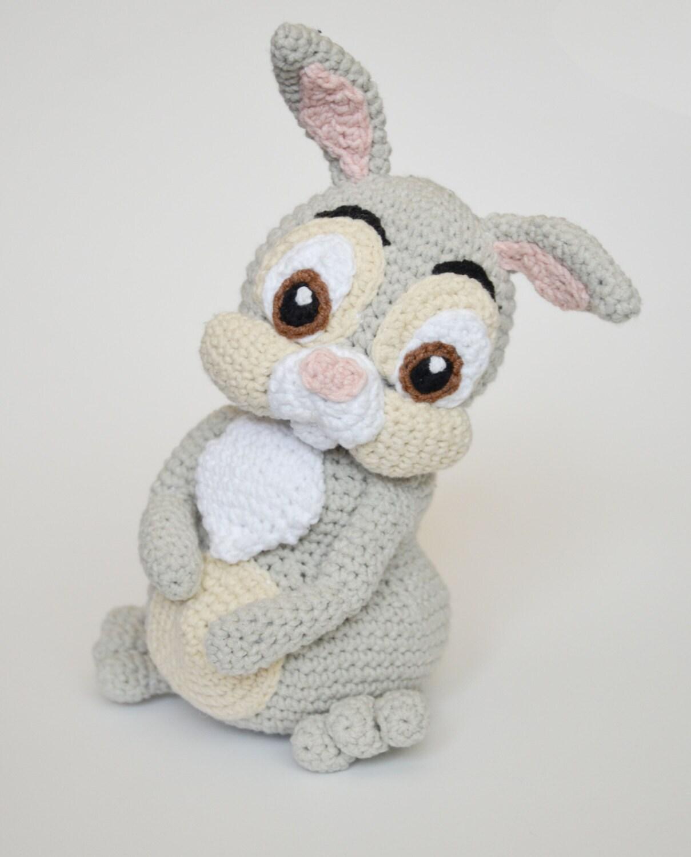 Crochet pattern easter thumper rabbit by krawka zoom bankloansurffo Choice Image