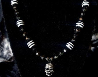 Skeleton Lover Necklace