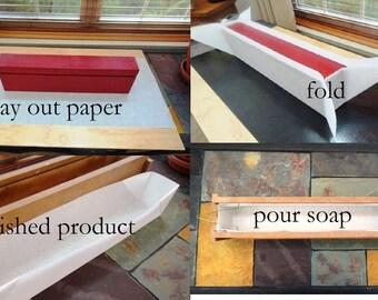 Handmade Wood Soap Liner Maker & Guide