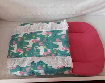 Unicorn Dolls sleeping bag