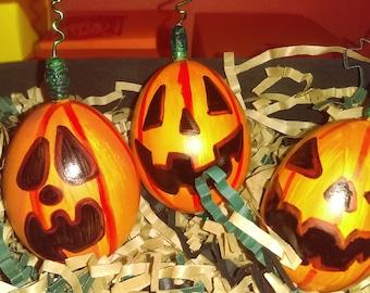 Jack'o'lantern Bantam Ornamental Set