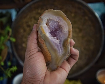 Sale - Gorgeous Large Amethyst Geode