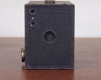 Vintage Brownie No. 2 Box Camera